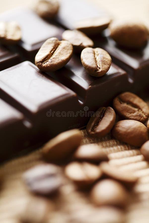 Free Chocolate And Coffee Stock Photo - 17121740