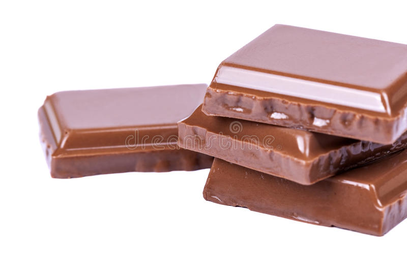 Chocolate, apetito del Bon imágenes de archivo libres de regalías