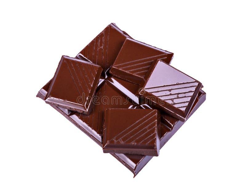 Chocolate, apetito del Bon fotos de archivo libres de regalías