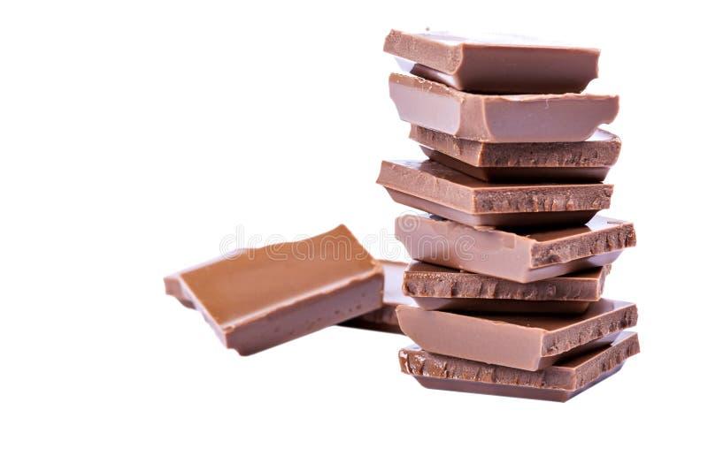 Chocolate, apetito del Bon imagen de archivo