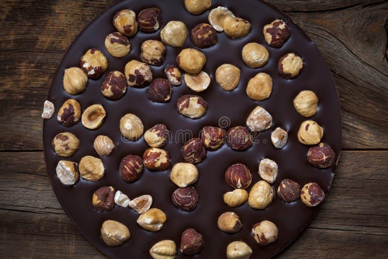 Chocolate artesanal imagenes de archivo