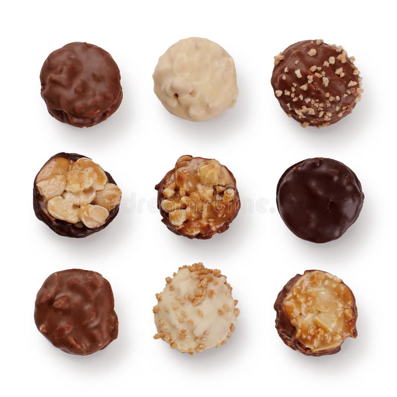 Download Chocolate assortment stock image. Image of collection - 19118925