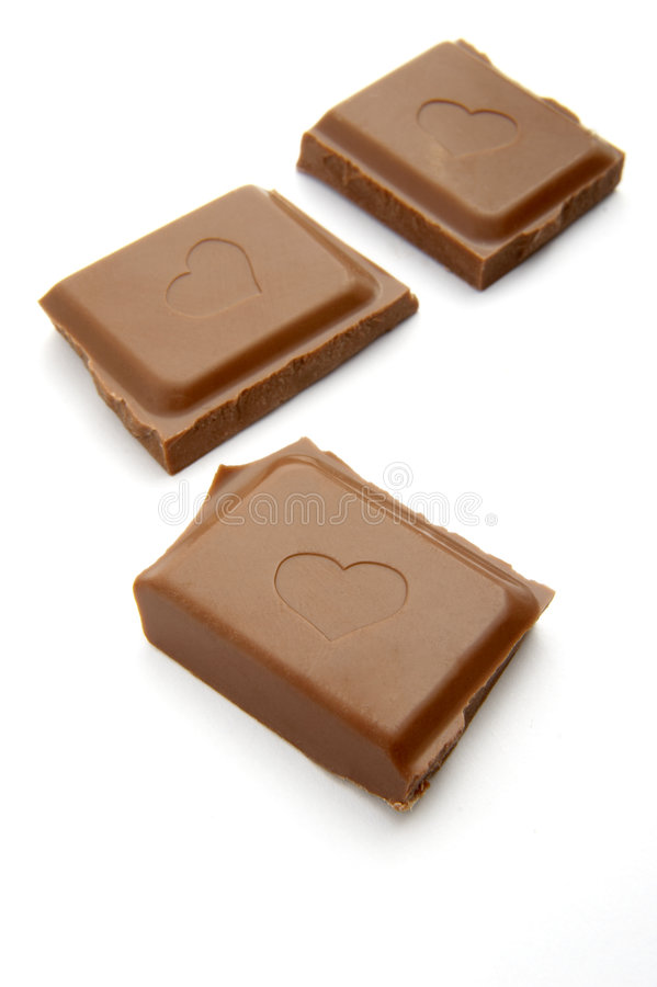 Chocolate Bars 2 Stock Photo