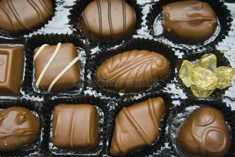 Download Chocolate bonbon stock image. Image of february, white - 3934059