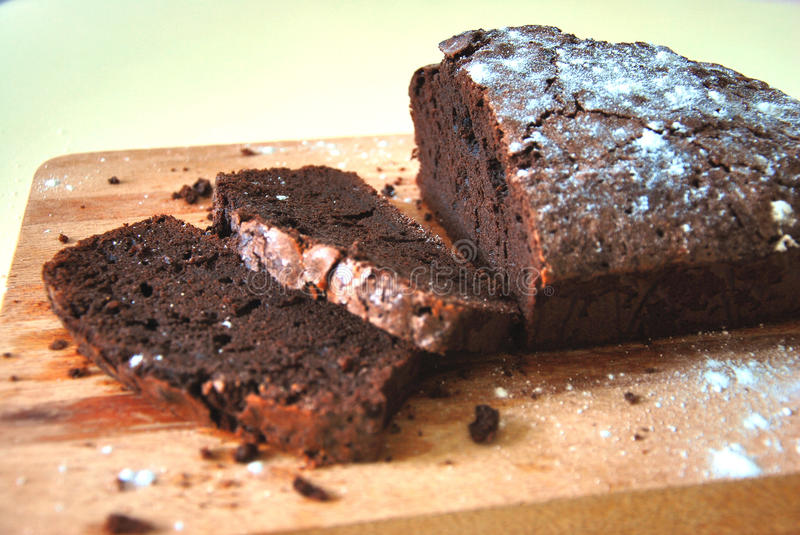 Chocolate bread stock images