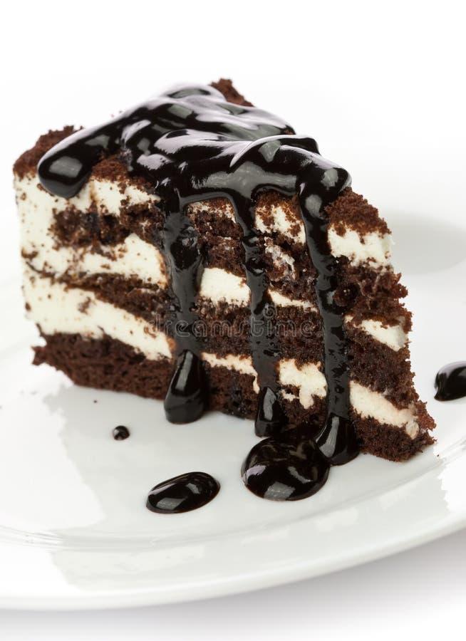 Free Chocolate Cake Royalty Free Stock Photos - 17724718
