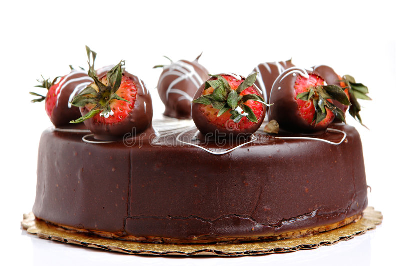 Download Chocolate cake stock photo. Image of food, sweet, cuisine - 2304688