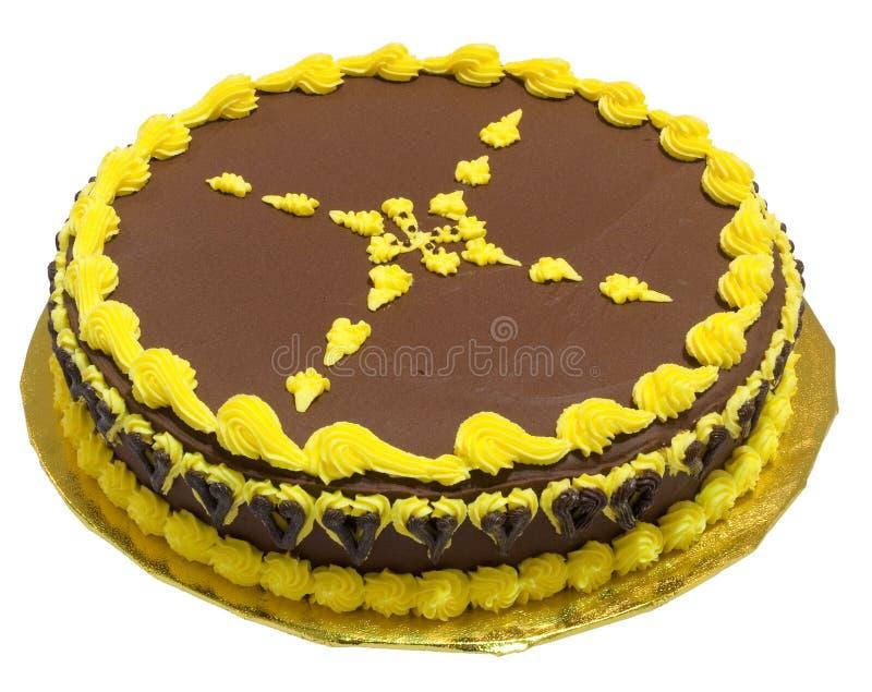 Download Chocolate Cake stock photo. Image of flower, sustenance - 24616724