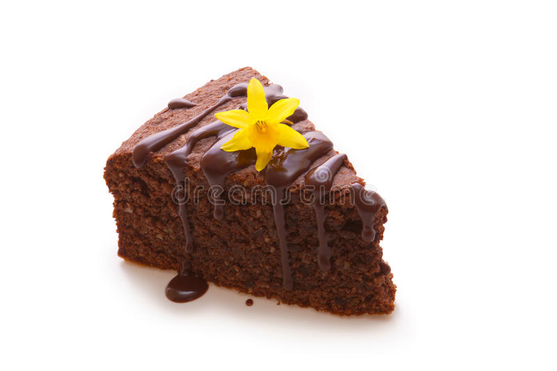 Download CHOCOLATE CAKE stock photo. Image of background, dessert - 25034260