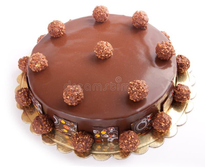 Download Chocolate Cake Stock Image - Image: 25869491