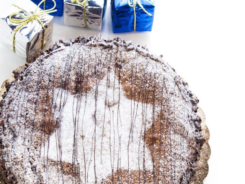 Download Chocolate Cake stock photo. Image of colors, hanukkah - 27328138
