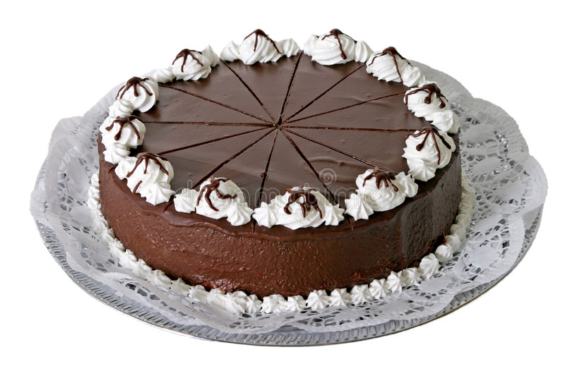 Download Chocolate cake stock photo. Image of cocoa, decoration - 2799356