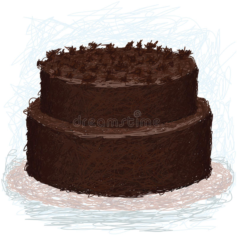 Download Chocolate-cake Stock Image - Image: 29537561