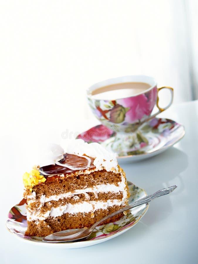 Download Chocolate cake stock photo. Image of restaurant, handle - 8663108