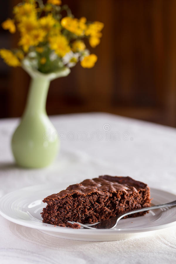 Download Chocolate Cake stock image. Image of bake, glazed, homemade - 31182317