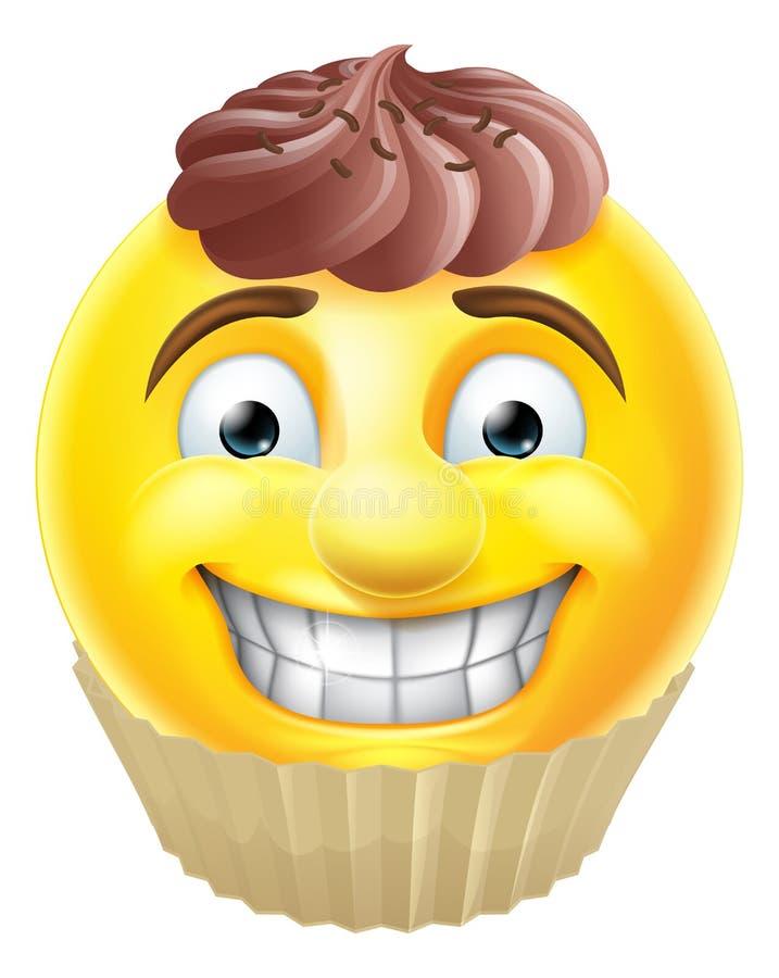 Chocolate Cake Emoji
