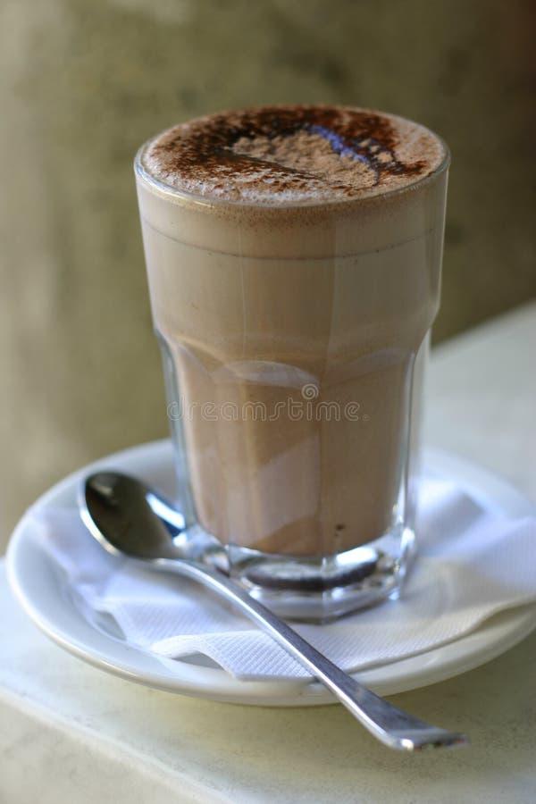 Chocolate caliente imágenes de archivo libres de regalías