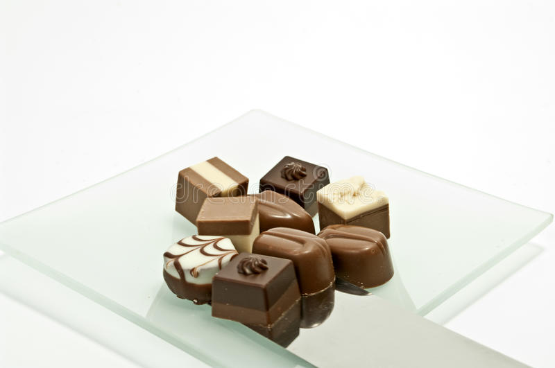 Download Chocolate candies stock image. Image of eating, dessert - 12524055