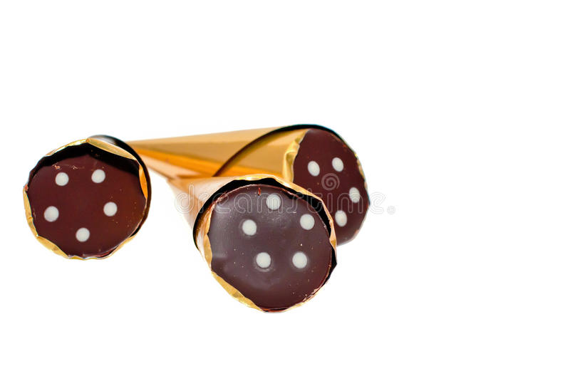 Chocolate Candy stock photography
