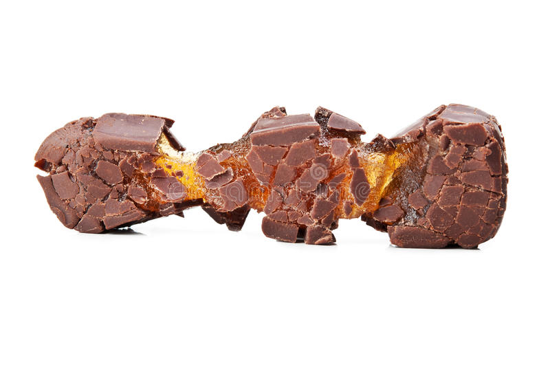 Chocolate Candy Explosion Royalty Free Stock Images