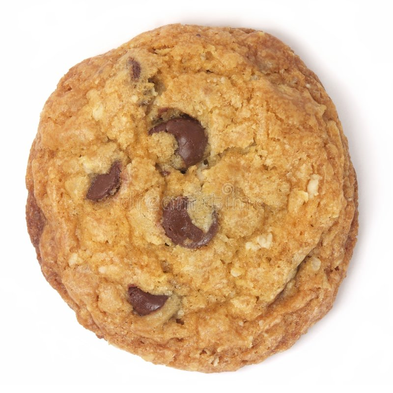 Download Chocolate Chip Cookie 1 Royalty Free Stock Photography - Image: 1710947