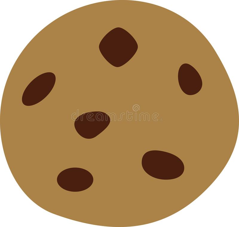 Free Chocolate Chip Cookie Stock Photos - 107160813