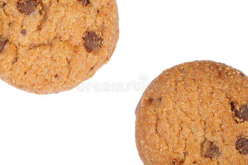 Download Chocolate Chip Cookie imagen de archivo. Imagen de aislado - 41905153