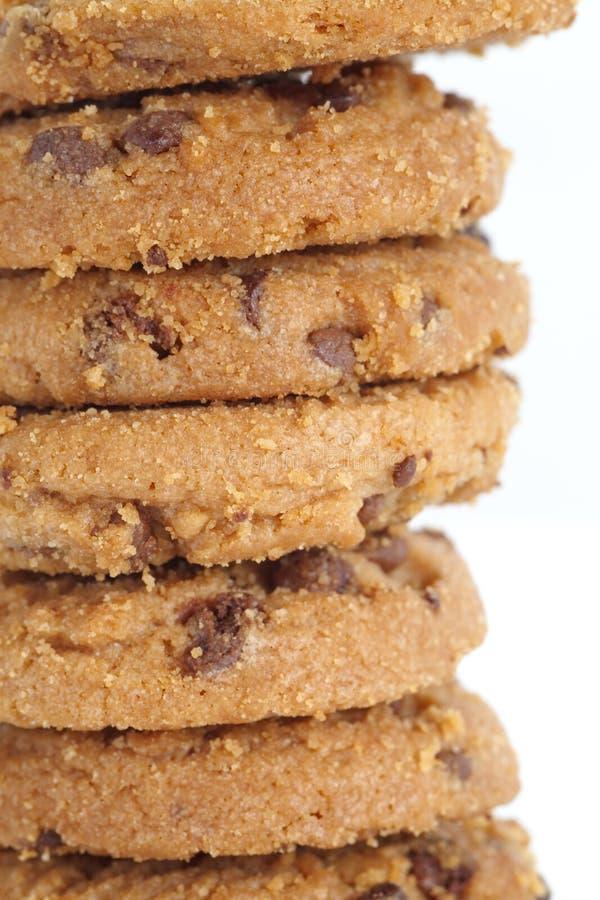 Download Chocolate Chip Cookie imagen de archivo. Imagen de casero - 41905159