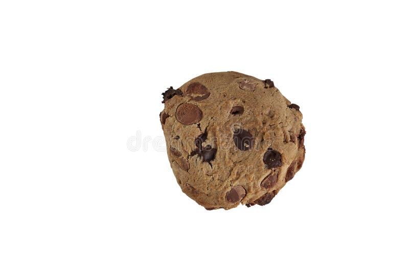 Chocolate Chip Cookie fotografía de archivo