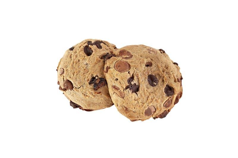 Chocolate Chip Cookie fotografía de archivo libre de regalías