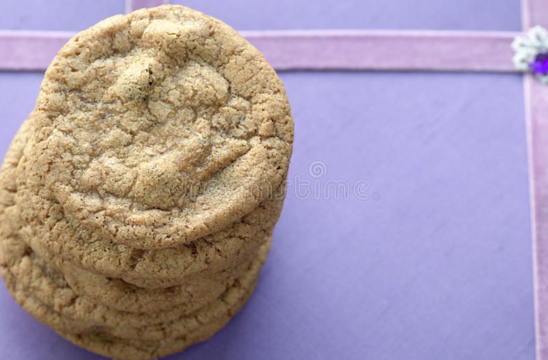Download Chocolate Chip Cookies stock photo. Image of chocolate - 23287596