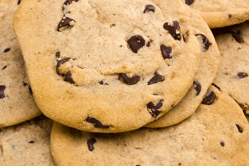 Download Chocolate Chip Cookies Stock Image - Image: 26526151