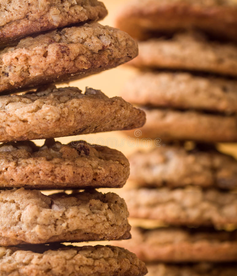 Download Chocolate chip cookies stock photo. Image of chip, food - 35209222