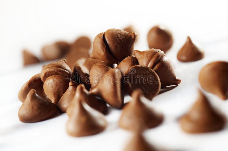 Download Chocolate chips stock photo. Image of hungry, baked, eating - 9899968