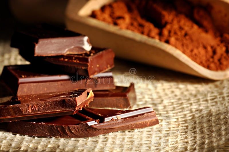 Download Chocolate chunks stock photo. Image of chunks, chocolate - 36436078