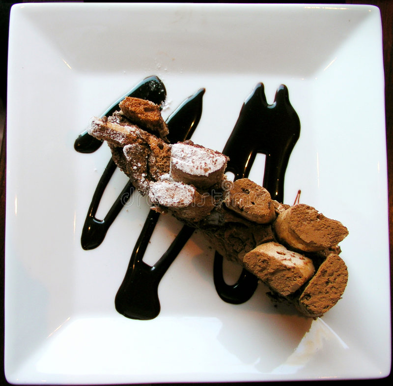 Download Chocolate Coffee Cake Royalty Free Stock Photos - Image: 89078