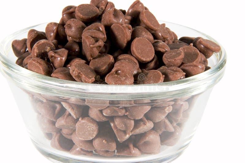 Chocolate con leche fotografía de archivo