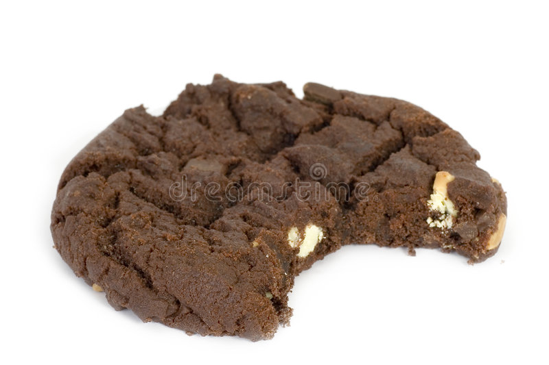 Download Chocolate Cookie stock photo. Image of sweet, chip, chocolate - 1611680