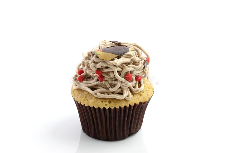 Download Chocolate Cup Cake Royalty Free Stock Photo - Image: 20486875