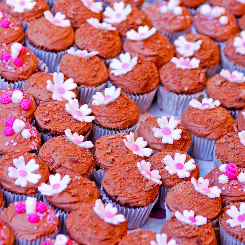 Download Chocolate cupcakes stock image. Image of cupcakes, tasty - 13469491