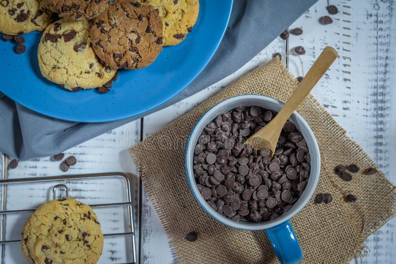 Chocolate doce imagens de stock royalty free