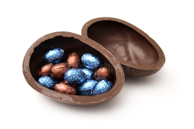 Download Chocolate Eggs Royalty Free Stock Image - Image: 29178206