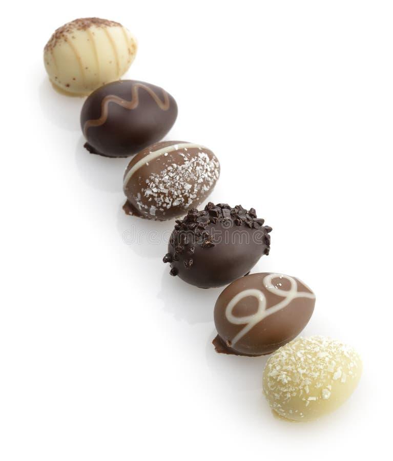 Free Chocolate Eggs Stock Photos - 29997583