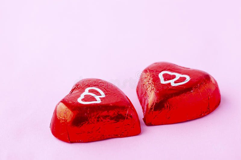 Download Chocolate hearts stock photo. Image of shape, symbol - 23259006