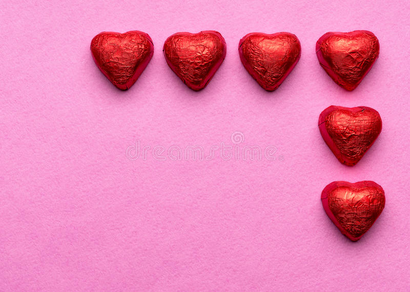 Download Chocolate hearts stock image. Image of heart, confection - 37393729