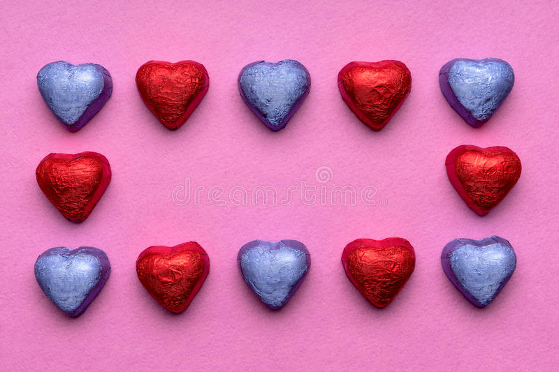 Download Chocolate Hearts Royalty Free Stock Photography - Image: 37394737