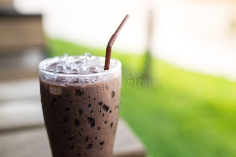Download Chocolate Helado De La Mañana Foto de archivo - Imagen de taza, desayuno: 42442300