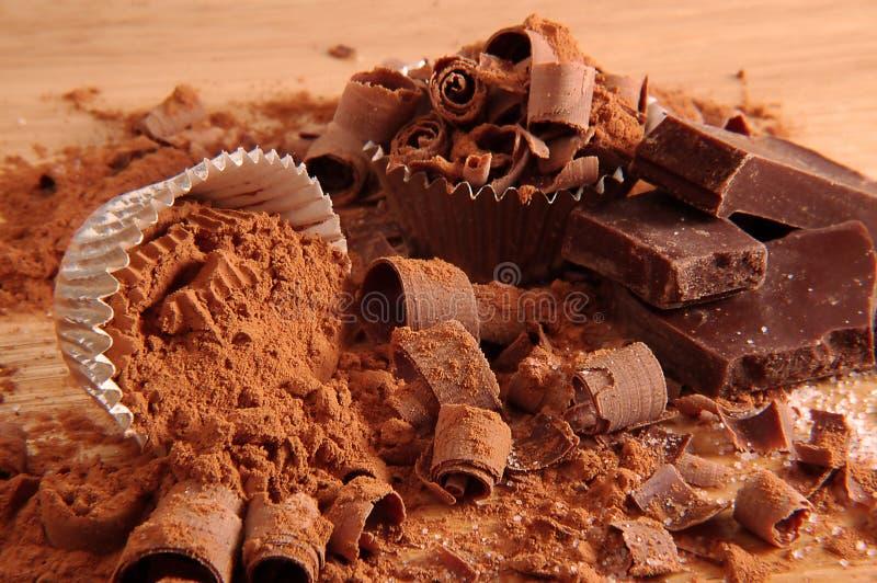 Download Chocolate II foto de stock. Imagem de semi, onda, chocolate - 533556