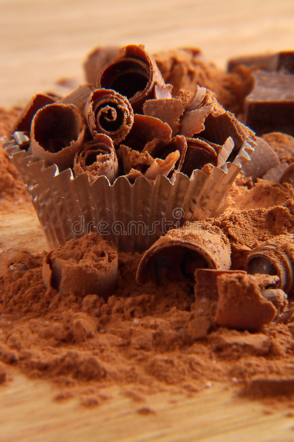 Chocolate III fotografia de stock royalty free