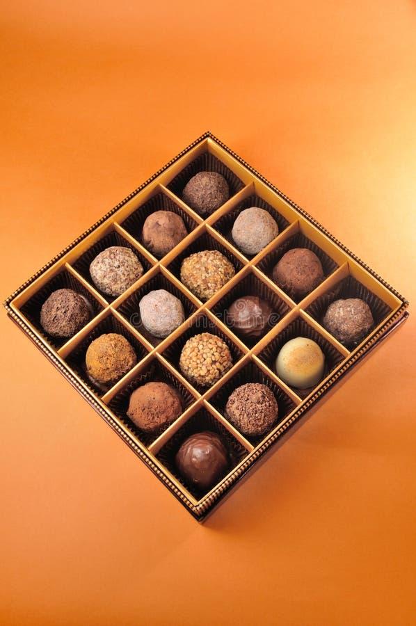 Free Chocolate In Box Stock Image - 57948941